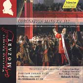 Mozart: Coronation Mass, Exsultate Jubilate, etc / Rilling