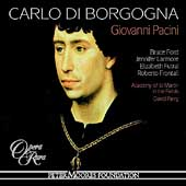 Pacini: Carlo di Borgogna / Parry, Larmore, Ford, et al
