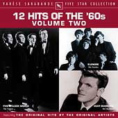 Various Artists: 12 Hits of the '60s, Vol. 2: Five Star Collection