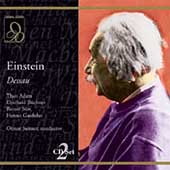 Dessau: Einstein / Suitner, Adam, B&uuml;chner, S&uuml;ss, et al