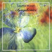 Leopold Mozart: Symphonies / Gaigg, L'Orfeo Barockorchester