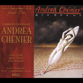 Grand Tier - Giordano: Andrea Ch&eacute;nier / Matacic, Tebaldi