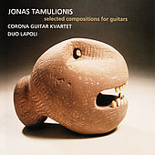 Tamulionis: Compositions for Guitars / Zimmermann, Poli