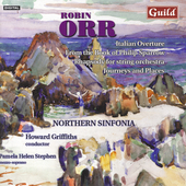 Orr: Italian Overture, From the Book of Sparrow, etc