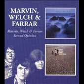 Marvin, Welch & Farrar: Marvin Welch and Farrar/Second Opinion [Remaster] *