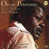 Oscar Peterson: The London Concert