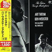 Art Tatum: Tatum Group Masterpieces