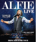 Alfie Live: Alfie Boe's Bring Him Home Tour [Blu Ray]