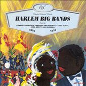 Various Artists: Harlem Big Bands