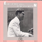 Earl Hines: Earl Hines Plays Duke Ellington
