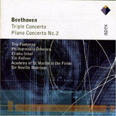 Beethoven: Triple Concerto, Piano Concerto No.2