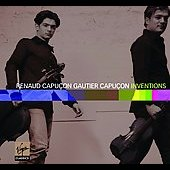 Inventions / Renaud Capu&ccedil;on, Gautier Capu&ccedil;on