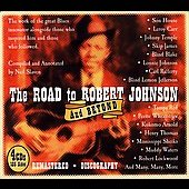 Various Artists: The Road to Robert Johnson [Box] [Remaster]