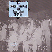 George Lewis (Clarinet): 1949-1950