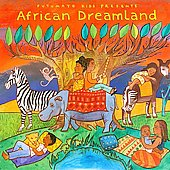 Various Artists: Putumayo Kids Presents: African Dreamland [Digipak]