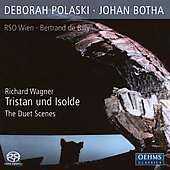 Wagner: Tristan und Isolde - The Duet Scenes / Polaski, Botha, et al