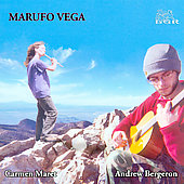 Marufo Vega - Maret, Bergeron / Folias