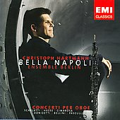 Bella Napoli - Scarlatti, Hasse, Bellini, Donizetti, etc / Christoph Hartmann, et al
