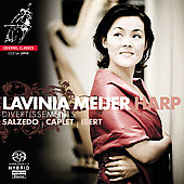 Divertissements - Salzedo, Caplet, Ibert / Lavinia Meijer