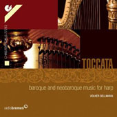 Toccata: Baroque & Neo-baroque music for harp