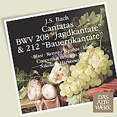 J.S. Bach: Cantatas BWV 208 