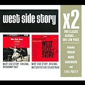 Various Artists: West Side Story [Original Broadway Cast]; West Side Story [Original Motion Picture Soundtrack]