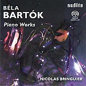 Bart&#243;k: Piano Works