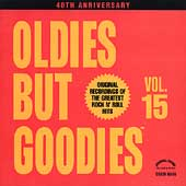 Various Artists: Oldies But Goodies, Vol. 15