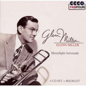 Glenn Miller: Moonlight Serenade [Box Set]