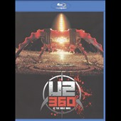 U2: 360ø at the Rose Bowl [Blu-Ray]