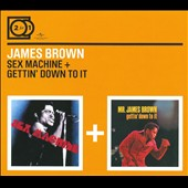 James Brown: Sex Machine/Gettin' Down to It [Digipak]