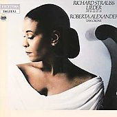 Strauss: Lieder / Roberta Alexander, Tan Crone