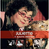 Juliette (France): 4 CD Originals
