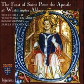 The Feast of St. Peter the Apostle at Westminster Abbey