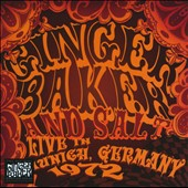 Ginger Baker/Ginger Baker's No Material: Live In Munich 1987 *