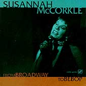 Susannah McCorkle: From Broadway to Bebop