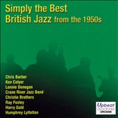 Various Artists: Simply the Best British Jazz from the 1950's