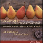 La Geniale: Baroque Sinfonias & Concertos