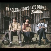 The Carolina Chocolate Drops: Heritage [Digipak]