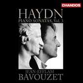 Haydn: Piano Sonatas, Vol. 3 / Jean-Efflam Bavouzet, piano