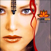 Various Artists: Pure Spa India