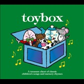 The Rainbow Collections: Toybox
