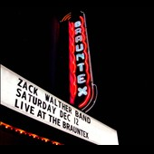 Zack Walther: Live at the Brauntex [Digipak]