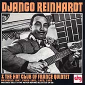 Django Reinhardt: Brussels and Paris