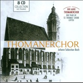 Bach: 800 Years of St. Thomas' Choir, Leipzig