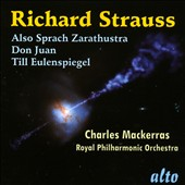 Richard Strauss: Tone Poems - Also Sprach; Don Juan; Till Eulenspiegel / Royal PO
