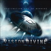 Vision Divine: Destination Set to Nowhere [Digipak]