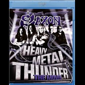 Saxon: Heavy Metal Thunder: Movie [Blu-Ray]