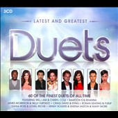Various Artists: Latest & Greatest: Duets [Box]