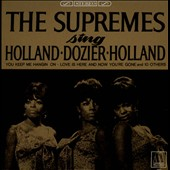 The Supremes: The Supremes Sing Holland-Dozier-Holland [Slipcase]